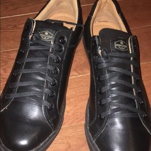 Other - Brand New Black Leather Shoes